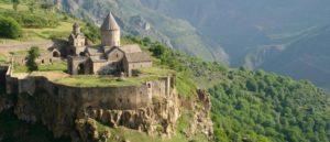 Монастырь Татев в списке самых живописных мест