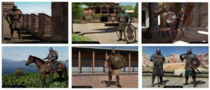 Влияние древнего армянского воинства на общество