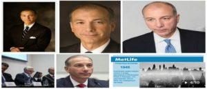 Стивен Кандарян - Президент «MetLife»