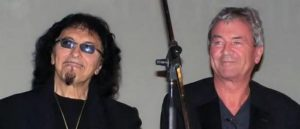 Иэн Гиллан и Тони Айомми в Ереване