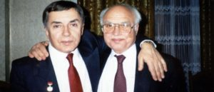 Гарри Орбелян - Президент Международного