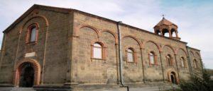 Монастырь Ошакан - Аштарак - Армения