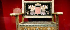 Алмазный трон Романовых