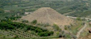 В Армении обнаружена Древняя пирамида