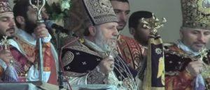 """Армяне сохранили язык и веру - """"Армянский Хлеб"""""""