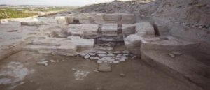 В Малатии найден древний трон