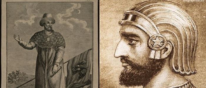 Кир и Тигран - Закадычные друзья