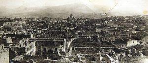 Прибытие в Шушу 5000 аскеров - 1918 г.