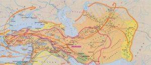 Армения в период империи Ахеменидов