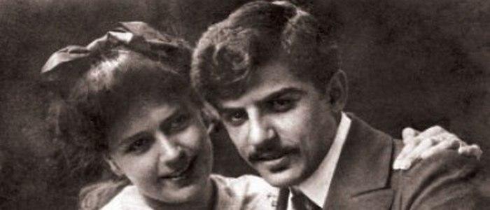 Рубен Севак и Янни Апель
