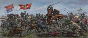 Монастырь Ерменчич в Сербии - 1392 год