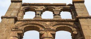Памятники армянской архитектуры