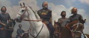 Союз Давид-Бека с Шахом Ирана