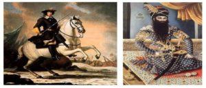 Армянские купцы в XVII