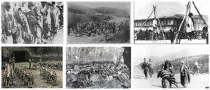 Потери армян в 1890-1938гг.
