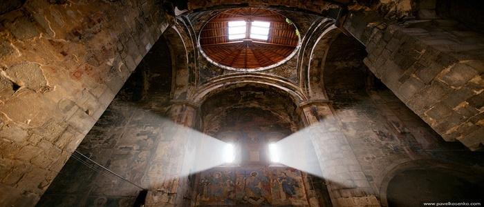 Фильм Стаса Намина — «Древние храмы Армении»