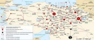 Геноцид армян в Османской Турции 1915г