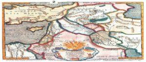Армения в мировой картографии