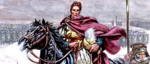 Битва армянского принца Трдата