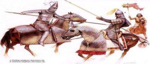 Армянская тяжелая кавалерия - Катафракта
