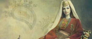Традиционные армянские женские одеяния