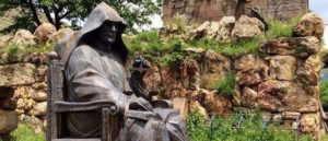 Легенда Монастыря Гош