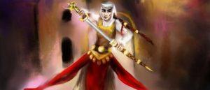 Айцемник - Армянская воительница