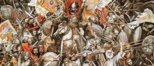 Восстание против сасанидов