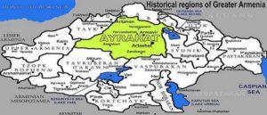 Земли Исторической Армении