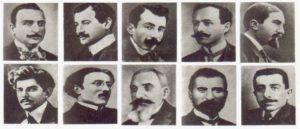 Раймон Кеворкян - Cобытия 24 апреля 1915