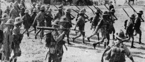Полномочия Британской военной миссии