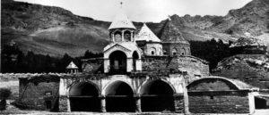 Монастырский комплекс Варага