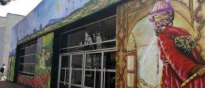 «Турецкое» граффити возмутило