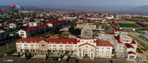 Степанакерт — столица Республики Арцах
