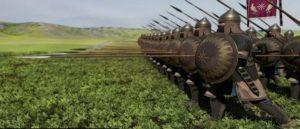 Пехота Древней Армении