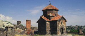 Мартирос Сарьян - Церковь Кармравор