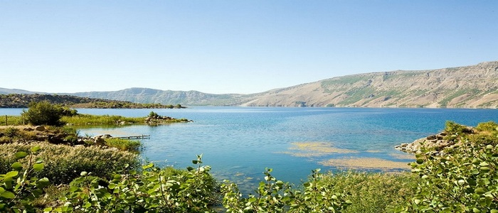 Армянское нагорье - Озеро Немрут