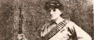 Агулине Татулян - Героическая защитница