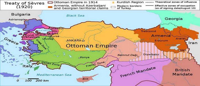 Севрский Договор - Резюме