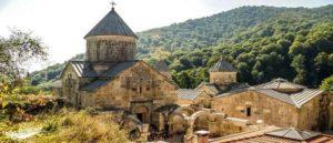 Рай похож на Дилижан - Армения