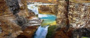 Ущелье реки Воротан - Армения
