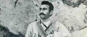 Геворг Чауш - Один из лидеров Фидаинов