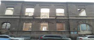 Дом, в котором проходили переговоры