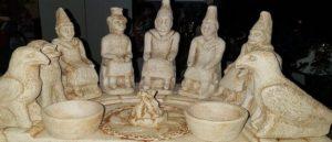 К пантеону богов Древней Армении