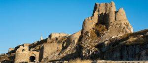 Ванская крепость в Западной Армении