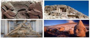 Ми(h)р-М(h)ер - Пантеон богов Древней Армении