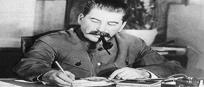 Как писалась история при Сталине
