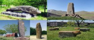 Вишапы в мифах Древней Армении