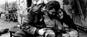 Армянский воин и бабушка