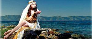 Богиня Астхик в мифологии Древней Армении